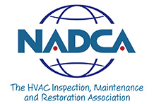 Membre du National Air Duct Cleaners Association (NADCA)